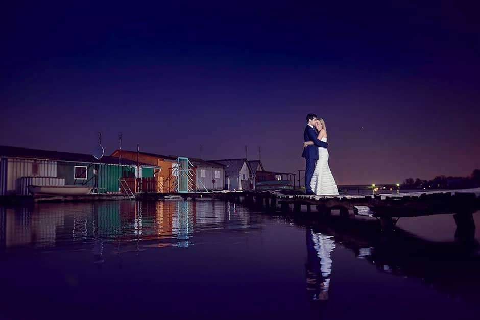 Ewelina i Krzysiek - zagraniczna sesja ślubna
