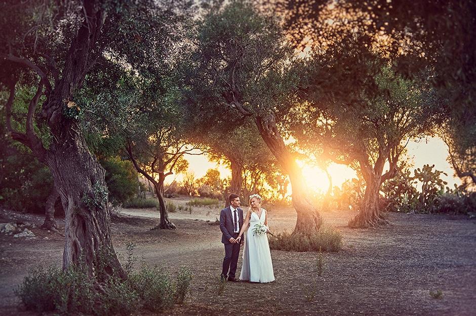 Martyna i Santi - ślub na Sycylii
