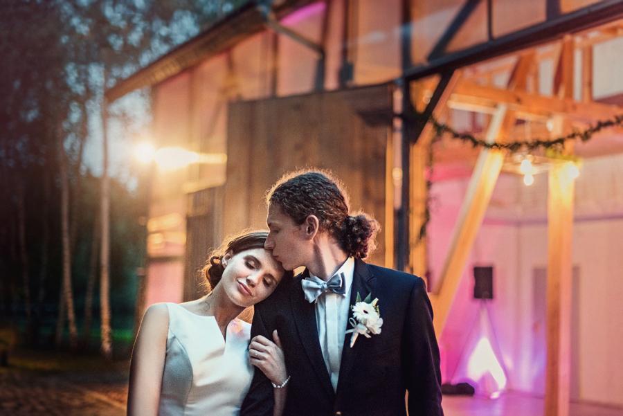 D & M - wesele w Stodole Wszystkich Świętych