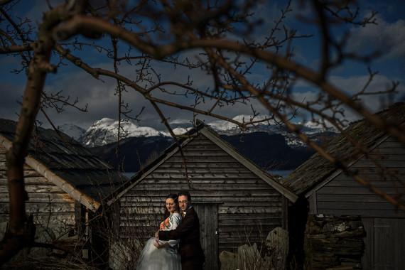 Marta i Kostek – sesja plenerowa w Norwegii