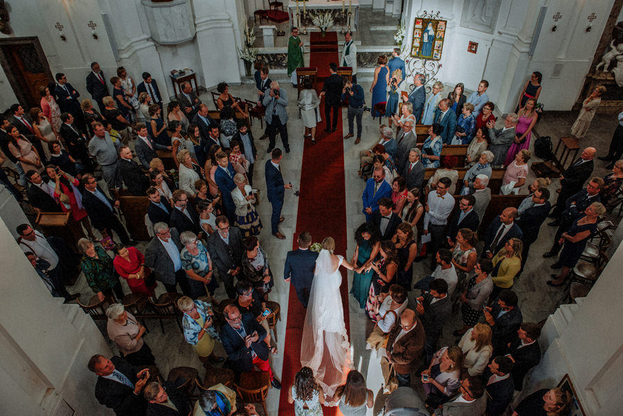 Agata & Diedrik - wesele w Villi Julianna