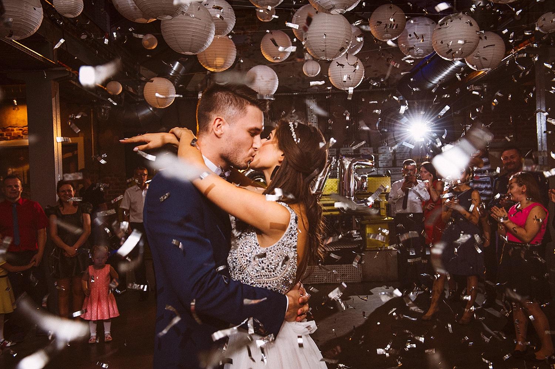Marta i Patryk - wesele w Browarze Obywatelskim