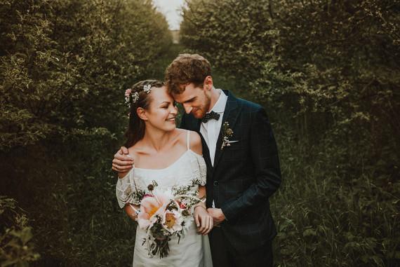 Karolina i Rafał – wesele w stylu boho