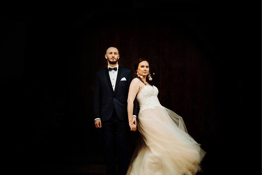 Pałac Goetz - Paulina i Jakub - dzień ślubu