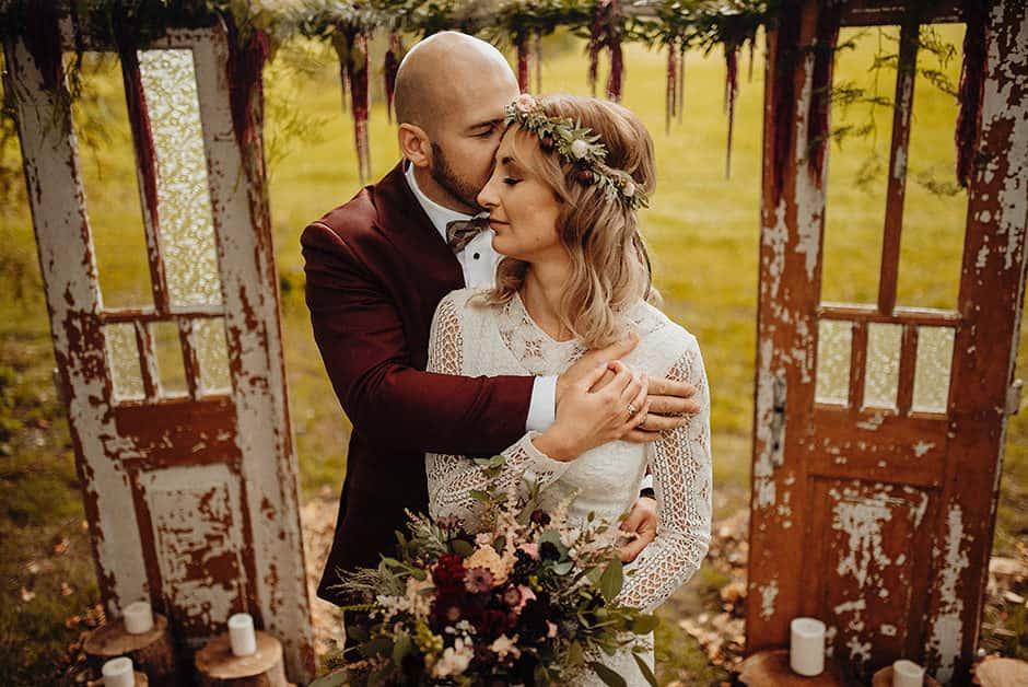 ślub w plenerze Eli i Maćka - Osada Młyńska pod Warszawą