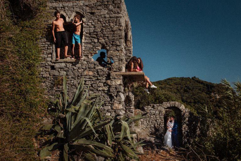 Sesja ślubna Włochy - Marlena i Kuba
