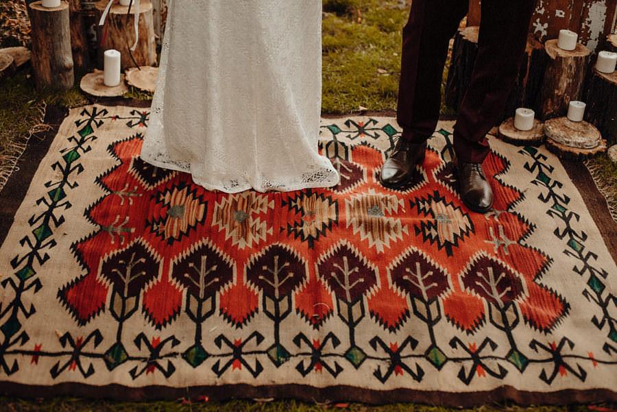 slow wedding