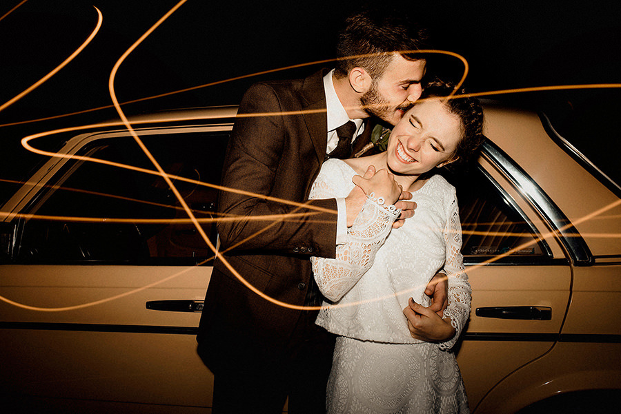 A + K – wesele w Willi Tadeusz w Lanckoronie