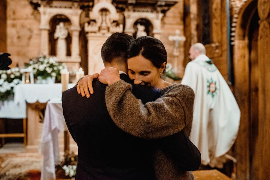 cichy ślub kościelny