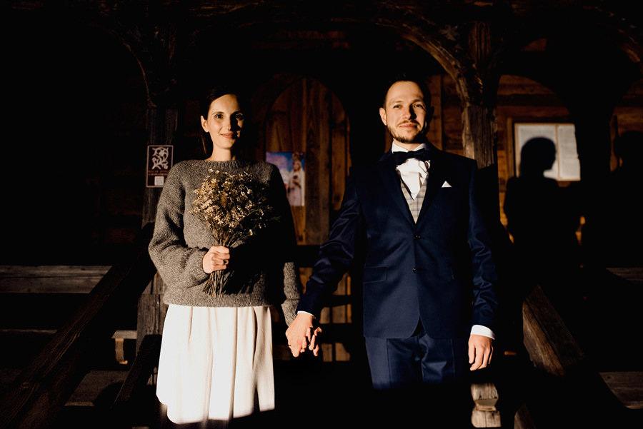 tatrzański ślub w Zakopanem