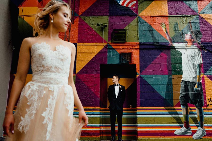 Sesja małżeńska w Nowym Jorku