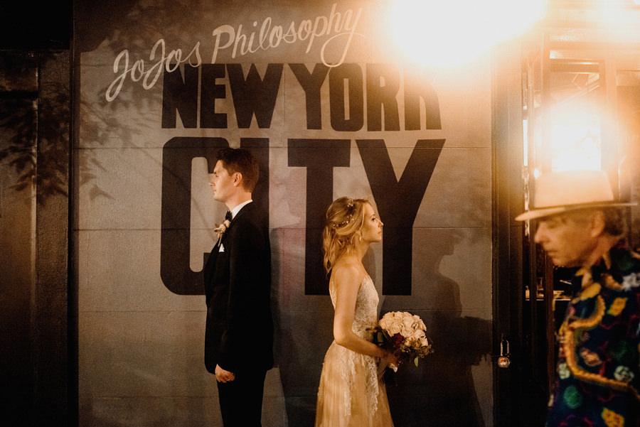 New York City wedding photoshoots