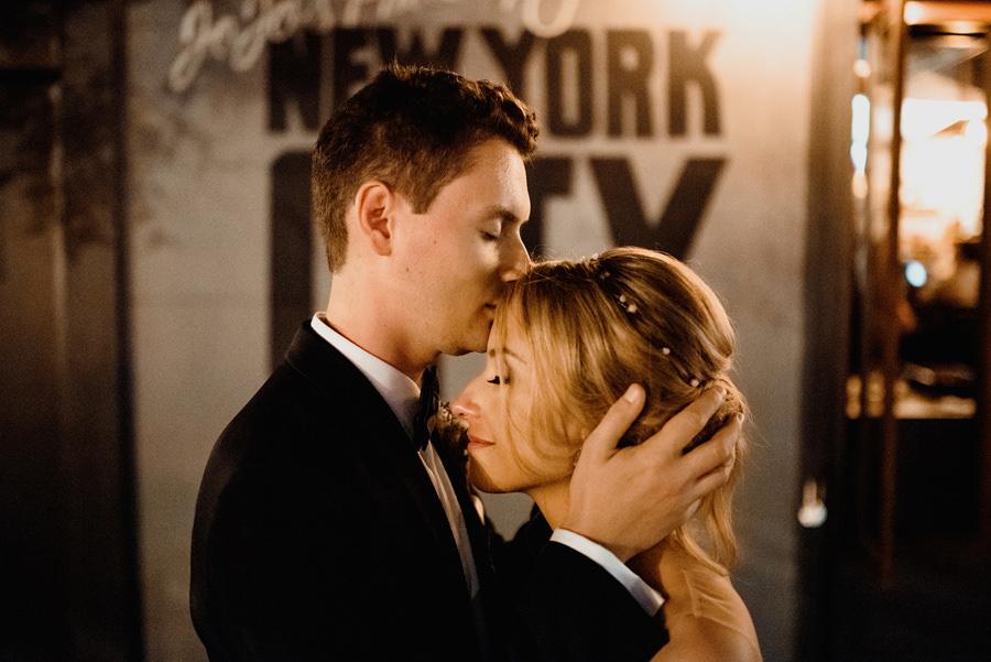 NYC wedding session
