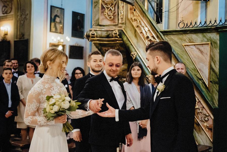 ceremonia ślubna w bieszczadach