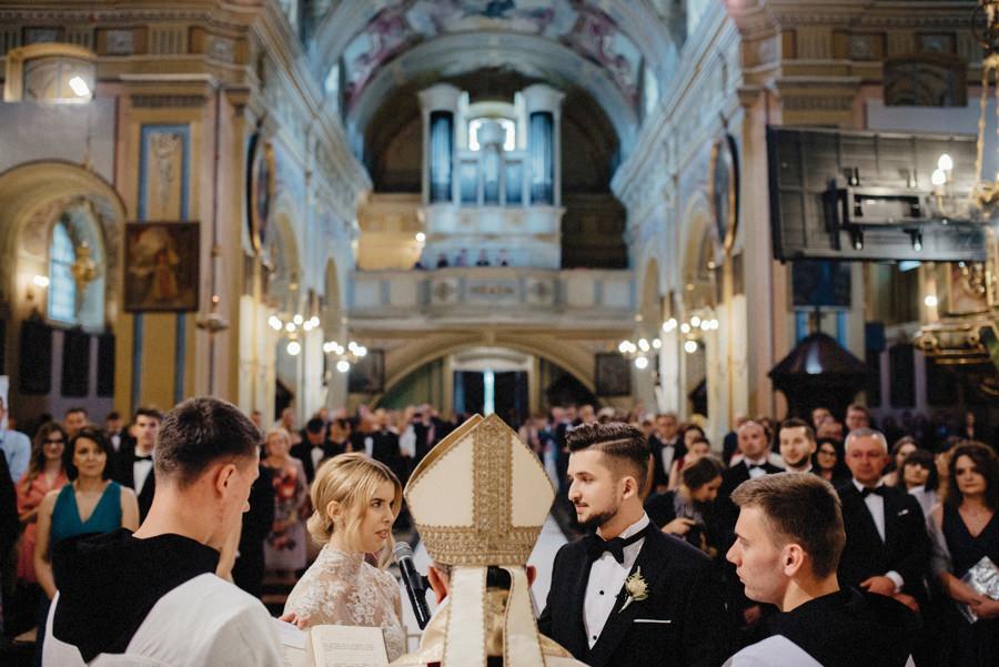 ślub w bieszczadach - przysięga małżeńska