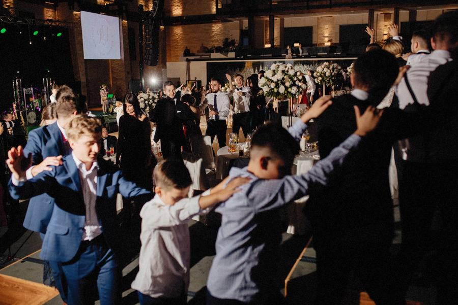 gustowne wesele w hotelu Arłamów w Bieszczadach